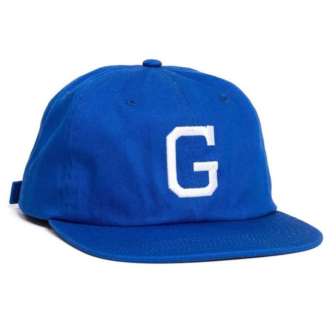 kšiltovka GRIZZLY - Coliseum G Polo Strapback Blue (BLU)
