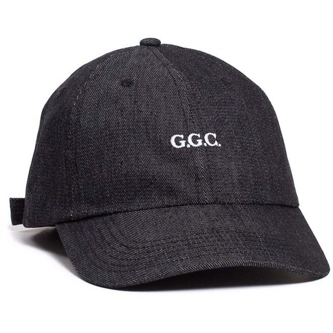 kšiltovka GRIZZLY - Stone River Dad Hat Black (BLK)