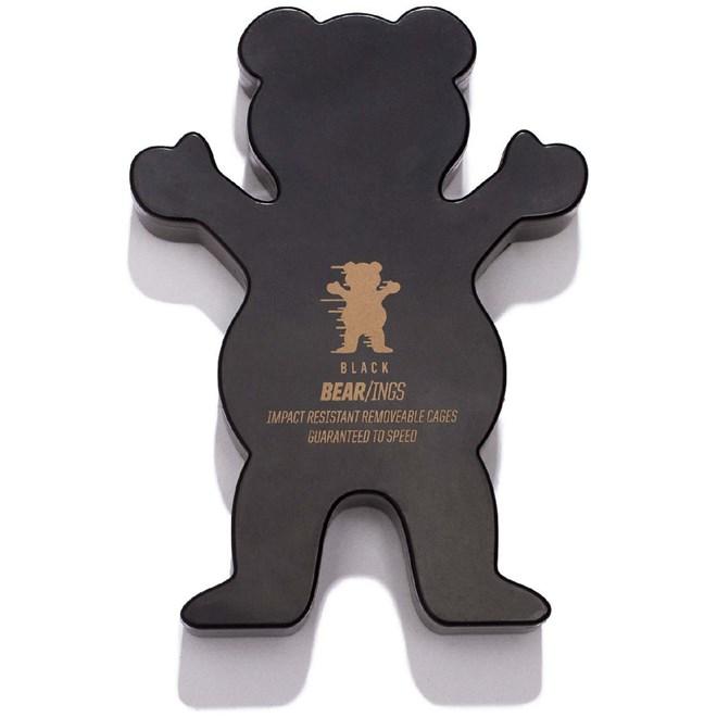 ložiska GRIZZLY - Black Bear-Ings Black (BLK)