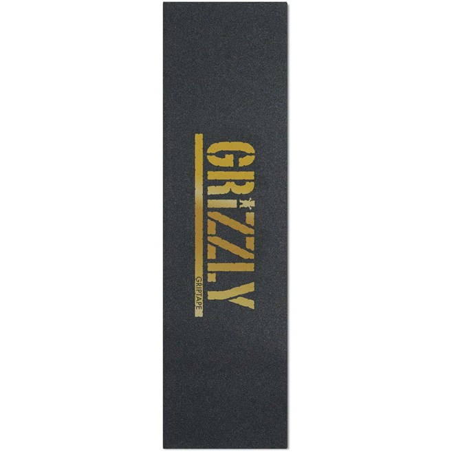 grip GRIZZLY - Gold Stamp (GLD)