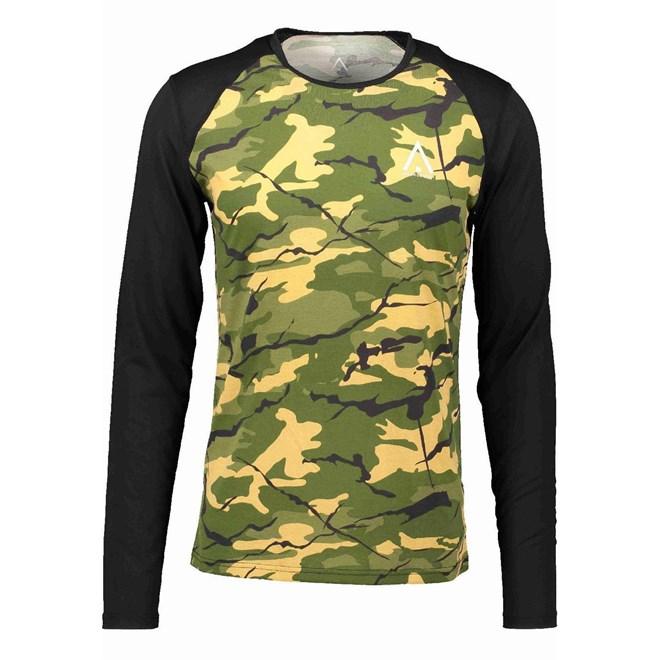 koszulka CLWR - Guard Ls Jersey Forest (519)