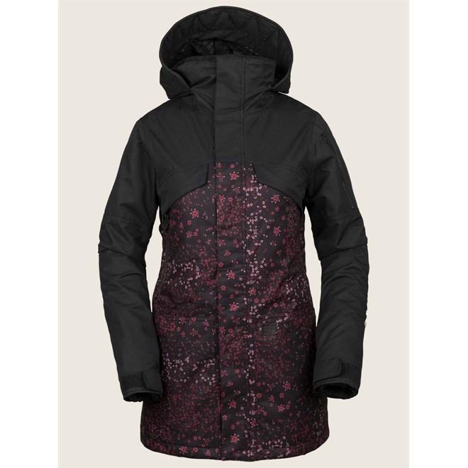 bunda VOLCOM - Vault 3-In-1 Jacket Black Floral Print (BFP)