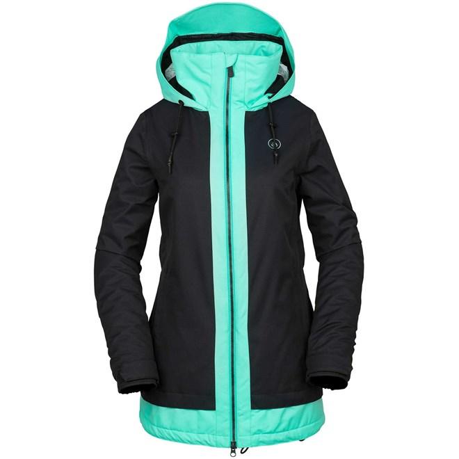 bunda VOLCOM - Westland Ins Jacket Black (BLK)
