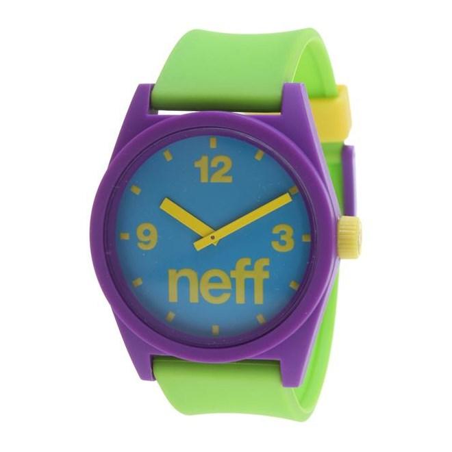 hodinky NEFF - Smu Daily Helvetica Prbg (PRBG)