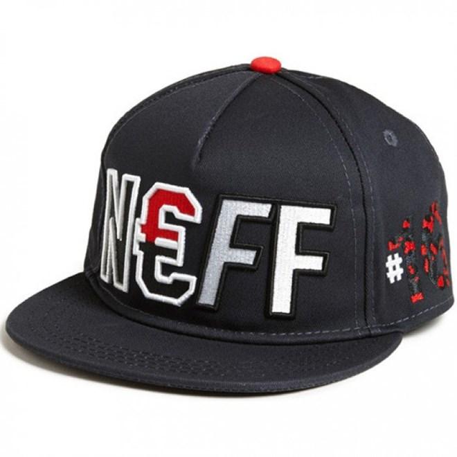 kšiltovka NEFF - Squad Grey (GREY)
