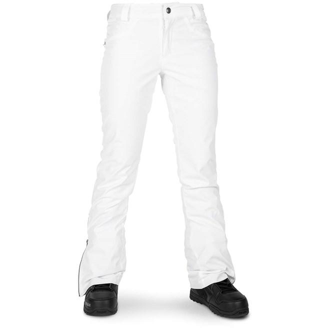 kalhoty VOLCOM - Battle Stretch Pant White (WHT)