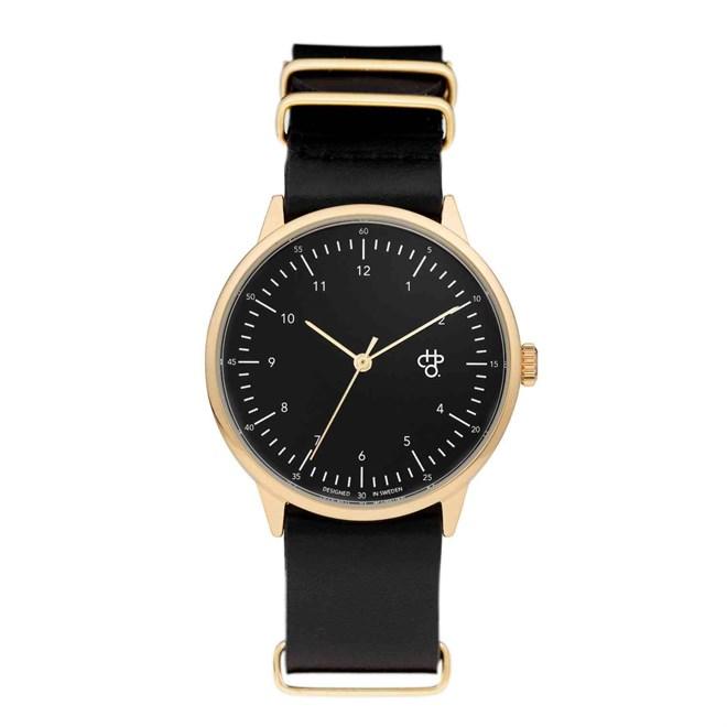 hodinky CHPO - Harold Gold/Black (GOLD/BLACK)