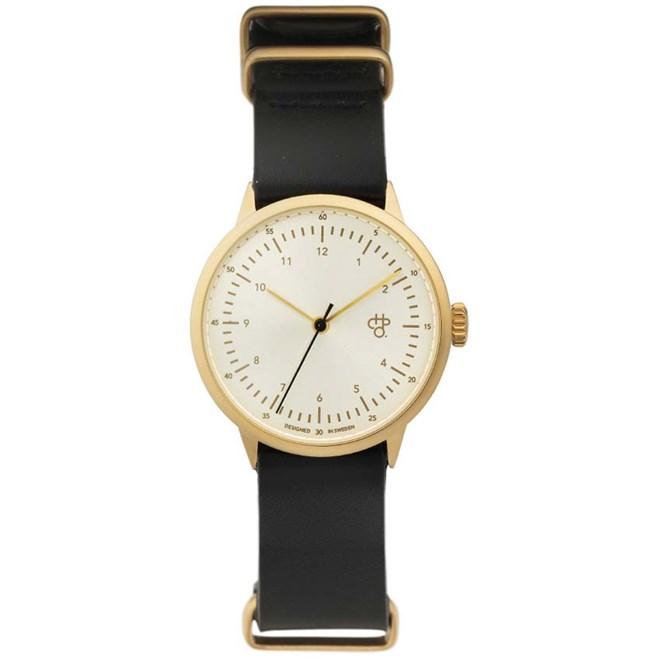 hodinky CHPO - Harold Mini Gold Gold/Black (GOLD/BLACK)