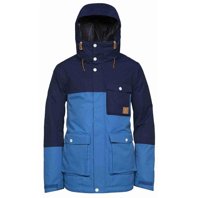 bunda CLWR - Horizon Jacket Swedish Blue (634)