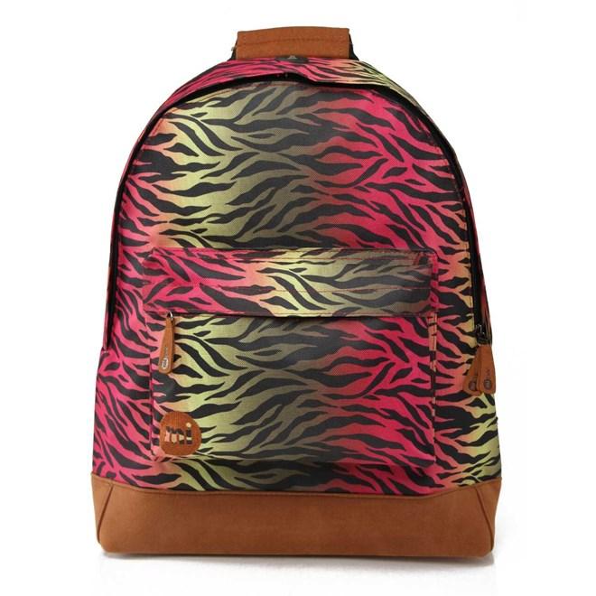 batoh MI-PAC - Custom Print Hot Zebra Rainbow (031)