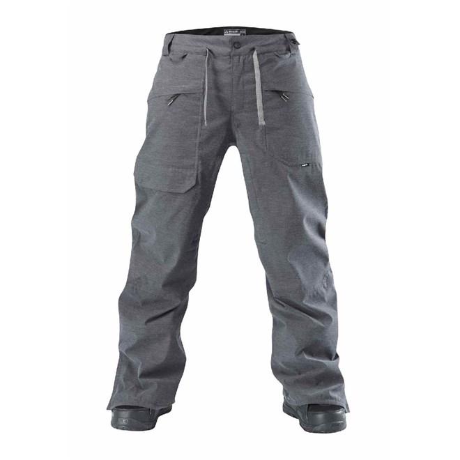 kalhoty WESTBEACH - Howard Charcoal Marl (1081)