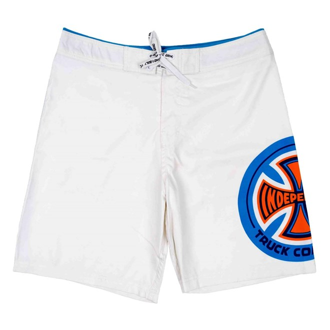 plavky INDEPENDENT - Cc Truck Co White (WHITE)