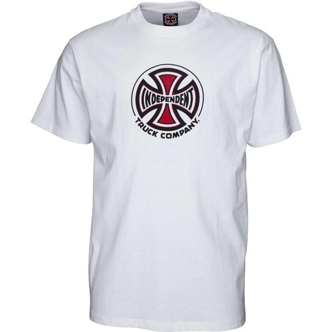 tričko INDEPENDENT - Truck Co. White (WHITE)  27613ca568