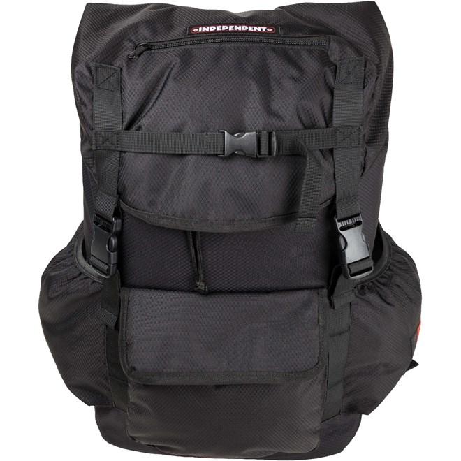 cestovní taška INDEPENDENT - Transit Travel Bag Black (BLACK)