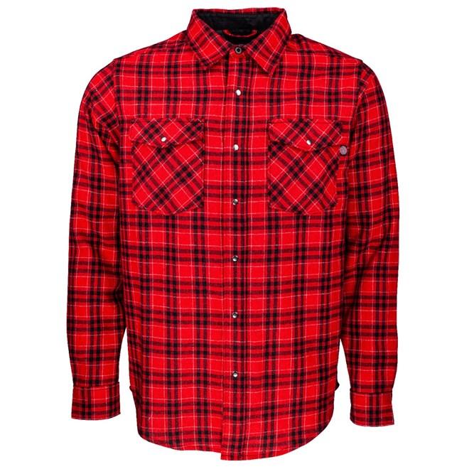 košile INDEPENDENT - Mill Shirt Plaid (PLAID)