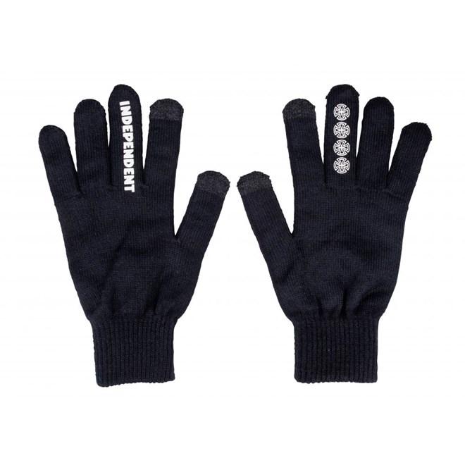 rukavice INDEPENDENT - Crosses Glove Black (BLACK)