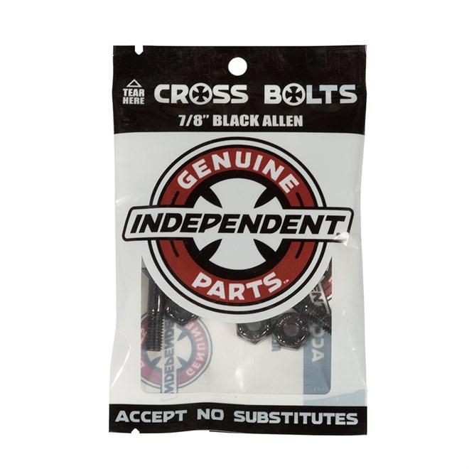 Schrauben INDEPENDENT - Genuine Parts Allen Hardware Black Bx12 Pks/8 (88764)
