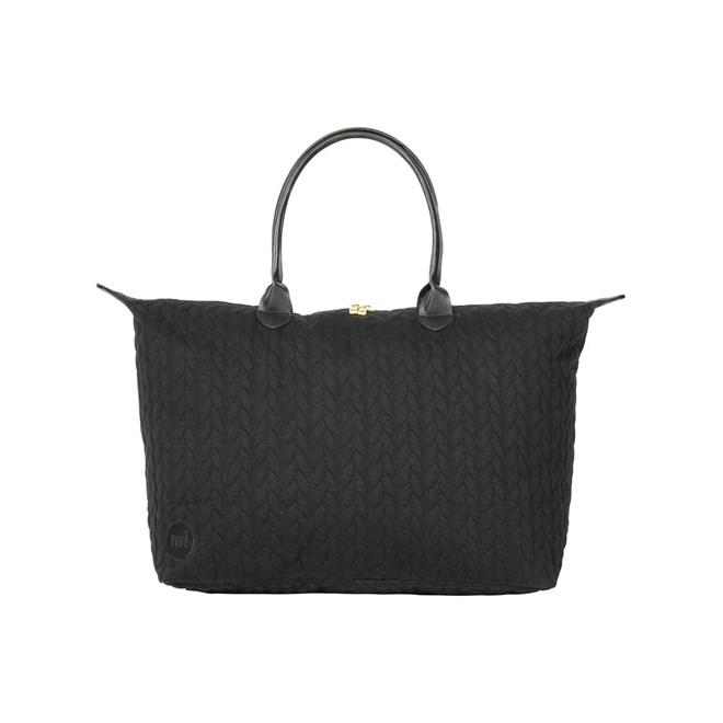 kabelka MI-PAC - Weekender Jesey Rope Black (018)