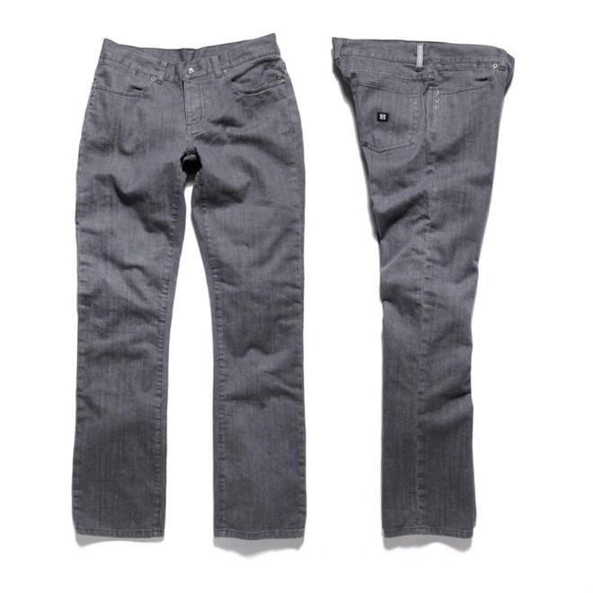kalhoty KREW - K Slim Basig (GRY)