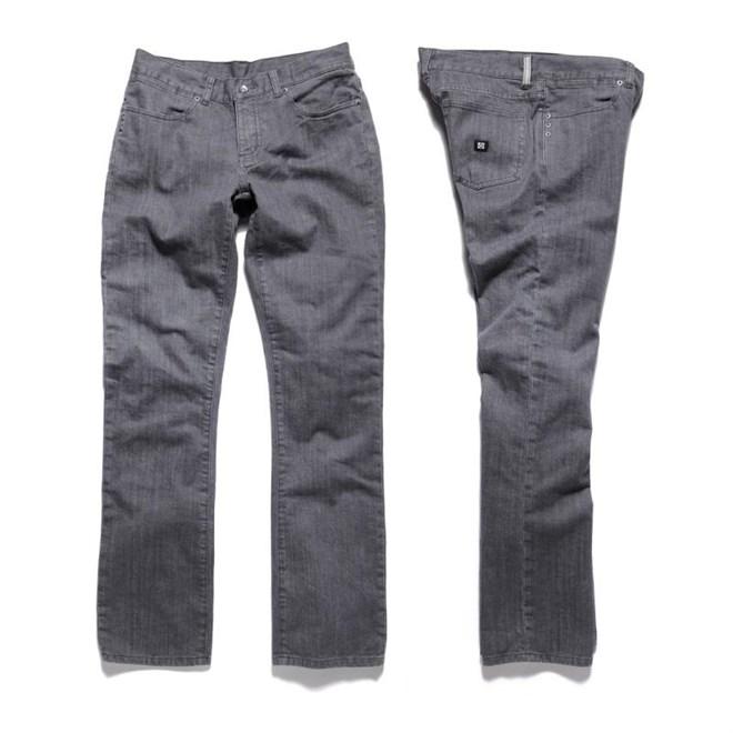 kalhoty KREW - Klassics Basics (GRY)