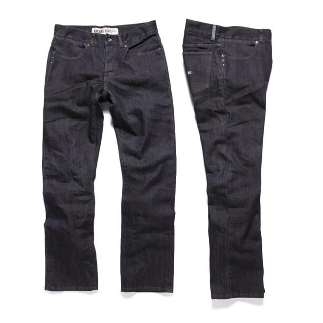 kalhoty KREW - Klassics Basics (DBL)