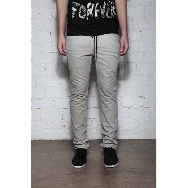 kalhoty KREW - Kslim Twill (KHK)