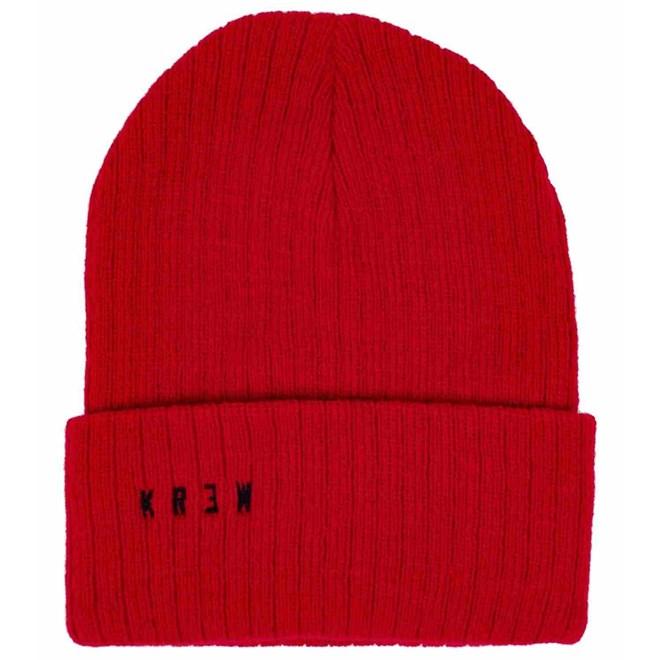 kulich KREW - Ventura Beanie Red (RED)