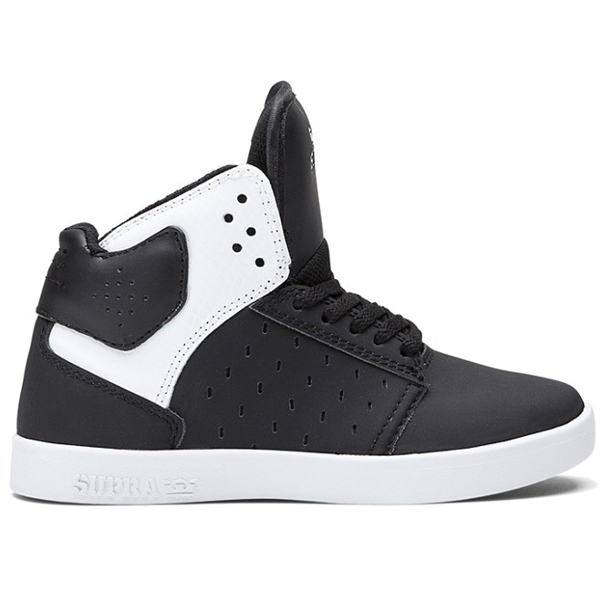 boty SUPRA - High Kids Atom Black/White (BWW)