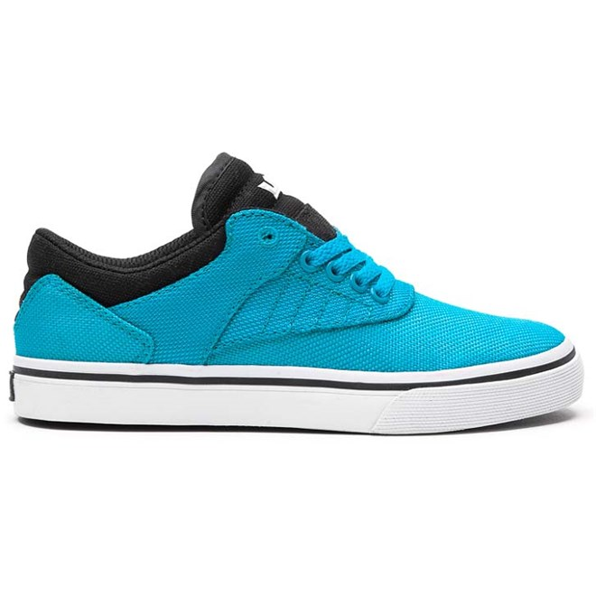 boty SUPRA - Spectre - Griffin(Kids) Turquoise/Black (TQB)