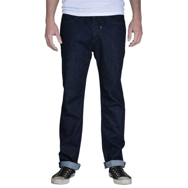 kalhoty KREW - Bots Klassic Dark Blue (DBL)