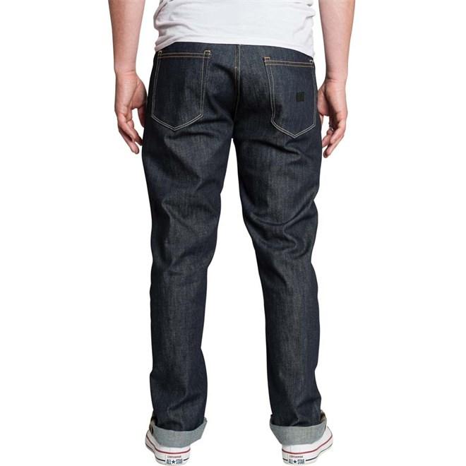 kalhoty KREW - Klassic Raw Blue (RAW)