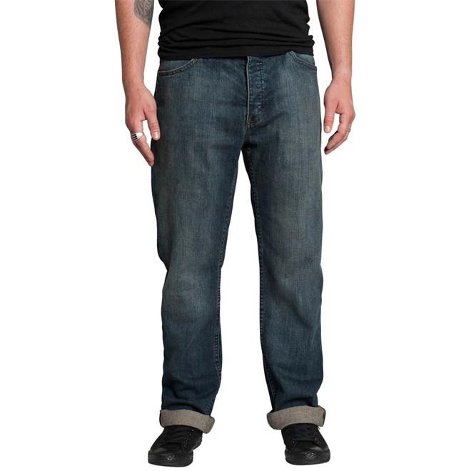 kalhoty KREW - Klassic Vintage Blue (IND)