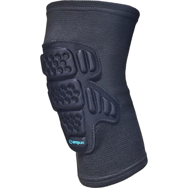 chrániče AMPLIFI - Knee Sleeve Black (BLACK)