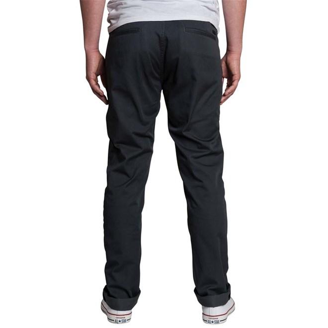 kalhoty KREW - K Slim Chino Dark Slate (DBL)