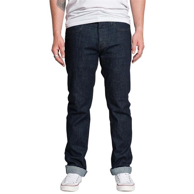 kalhoty KREW - K Slim Dark Blue (DBL)