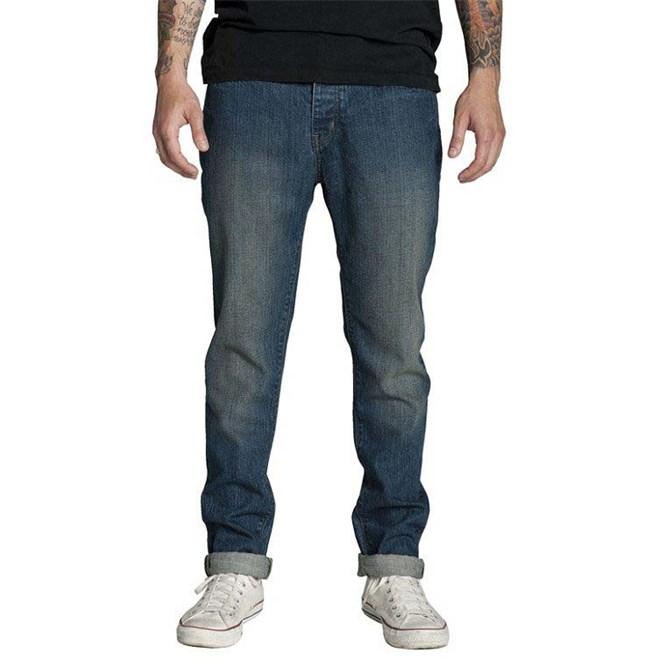 kalhoty KREW - K Standard Artisan Blue (VBL)