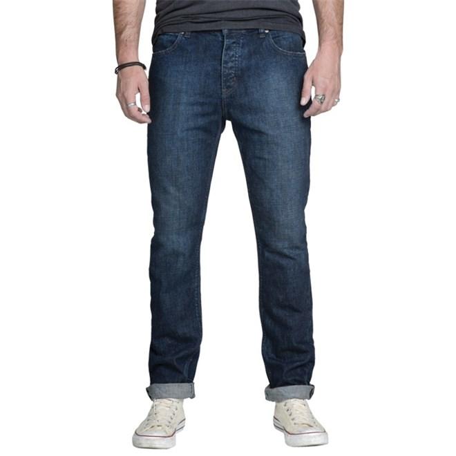 kalhoty KREW - Bots K Standard Indigo (IND)