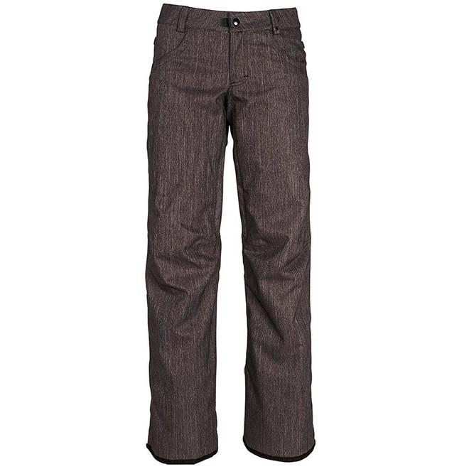 kalhoty 686 - Patron Insl Pnt Black Denim (BLKD)