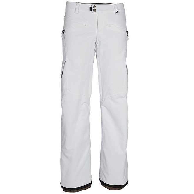 kalhoty 686 - Mistress Insl Cargo Pnt White (WHT)