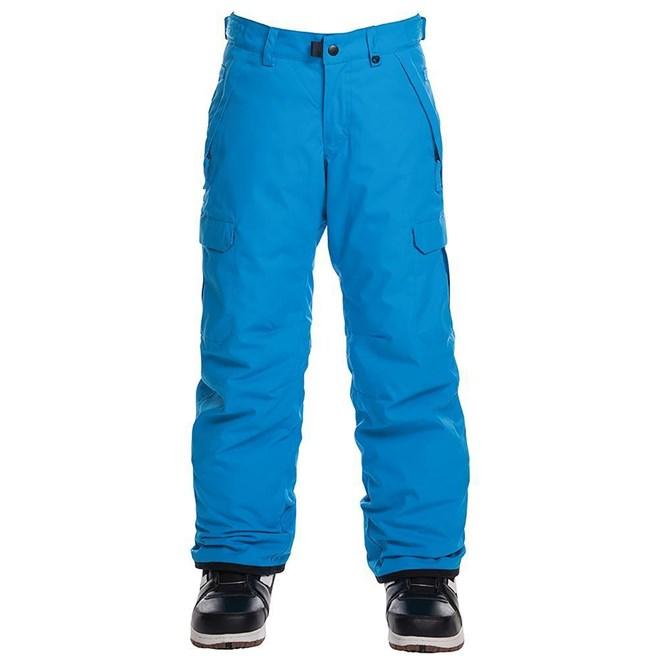 kalhoty 686 - Boys Infinity Cargo Insl Pnt Bluebird (BLBD)