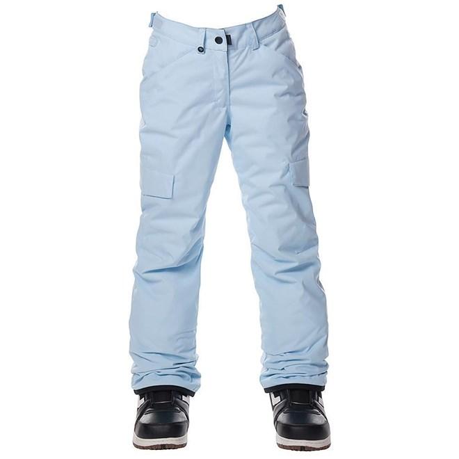 kalhoty 686 - Girls Lola Insl Pnt Ice Blue (ICBL)