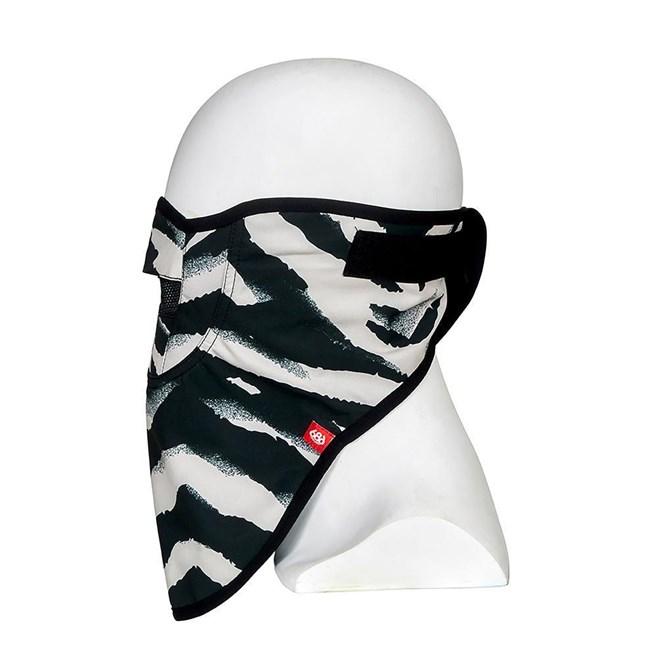 Bandanas 686 - Maiden Face Mask Zebra (ZBRA)