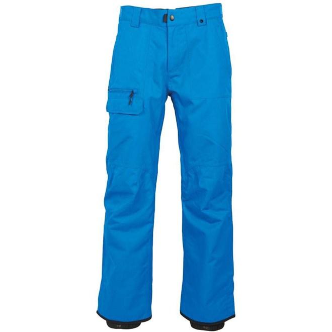kalhoty 686 - Vice Shell Pant Strata Blue (STRB)
