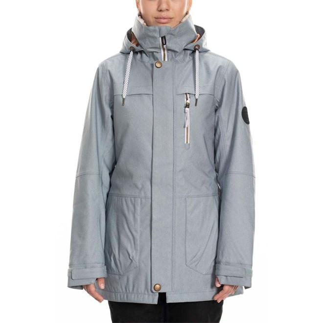 bunda 686 - Spirit Insulated Jacket Lt Blue Denim (LTB)