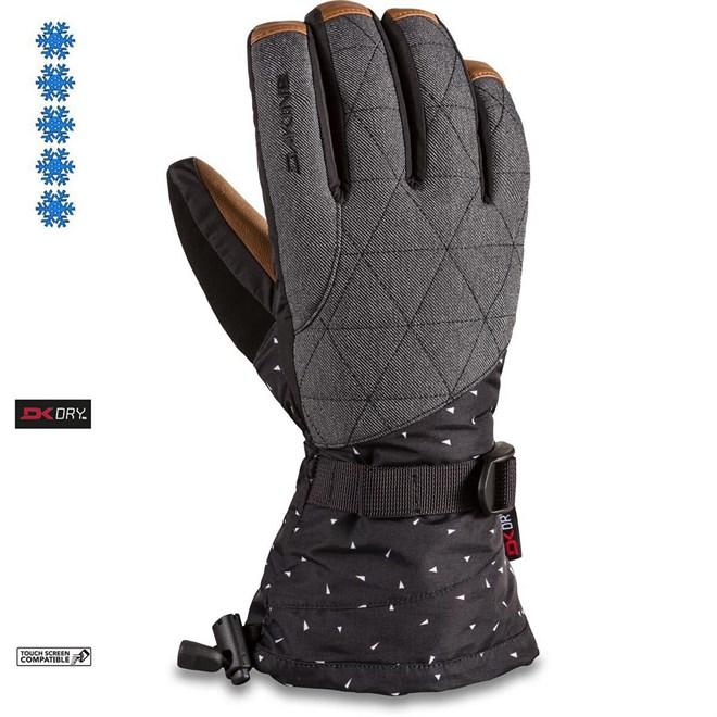 rukavice DAKINE - Leather Camino Glove Kiki (KIKI)