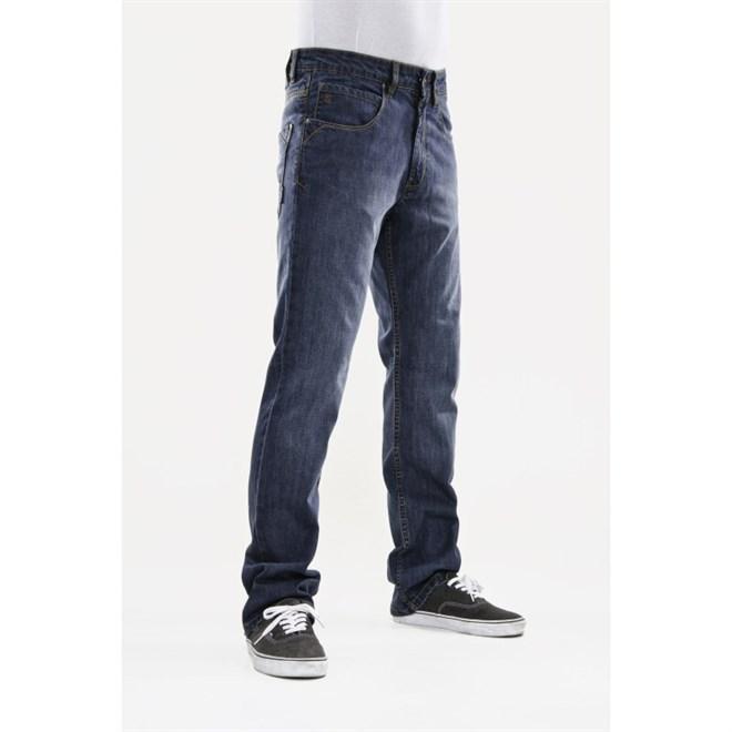 kalhoty REELL - Lowfly Mid Blue Mid Blue (MID BLUE)