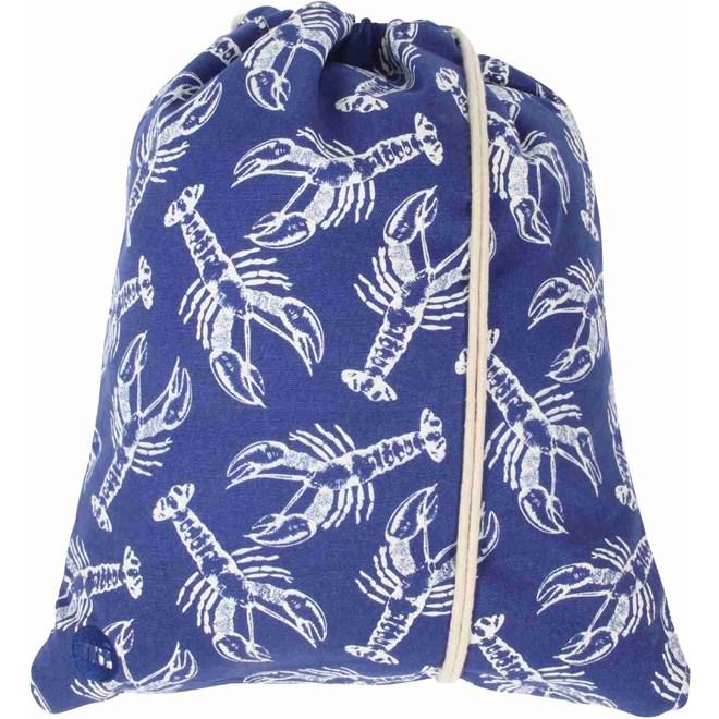 gymsack MI-PAC - Kit Bag Lobsters Blue (012)