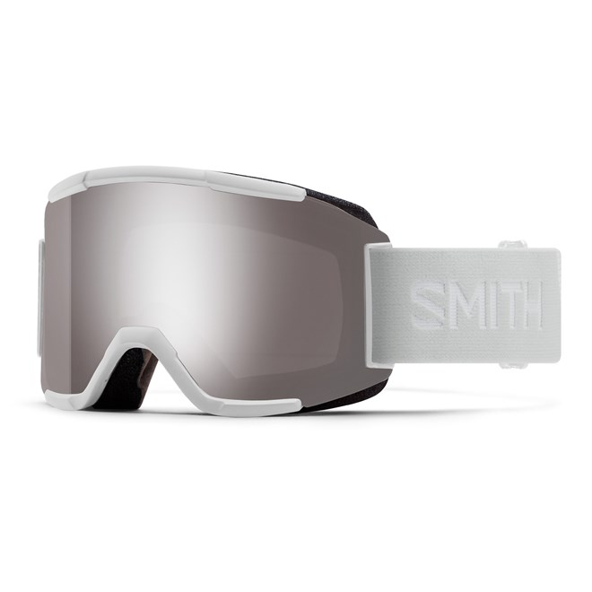 snb brýle SMITH - Squad White Vapor (995T)