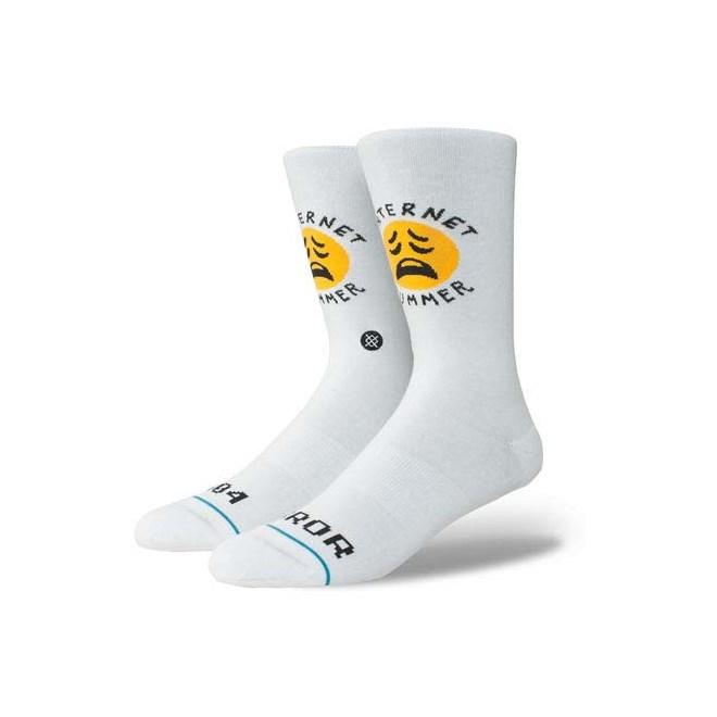 ponožky STANCE - Bummer Wht (WHT)