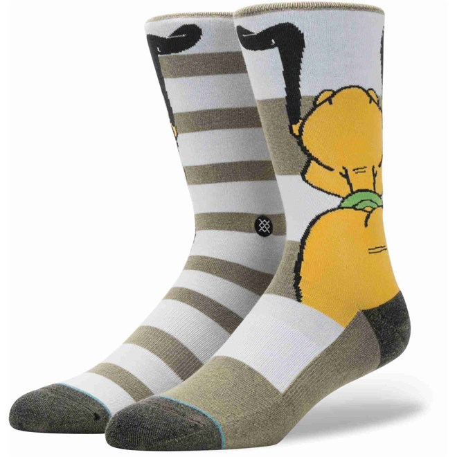 ponožky STANCE - Pluto (GRY)